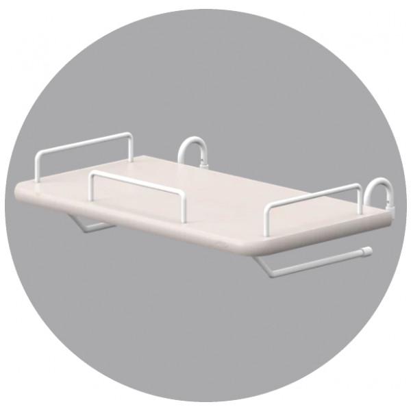 Sängbord Till Classic Sängar Flexa Classic från Inget märke