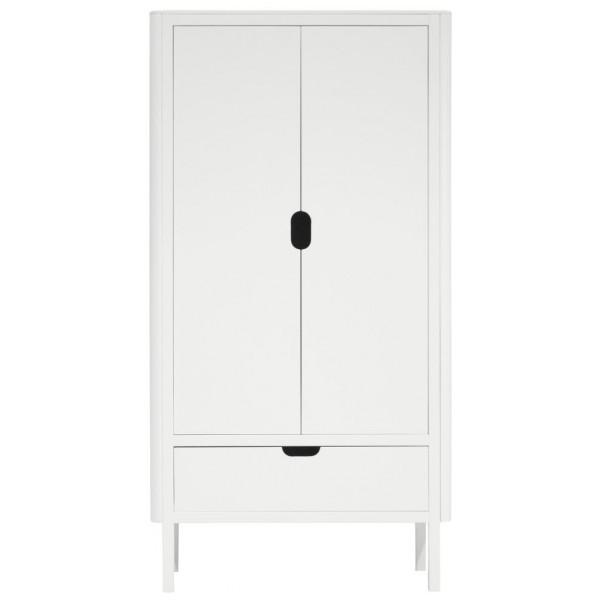 Sebra Garderob Två Dörrar Interiør från Inget märke