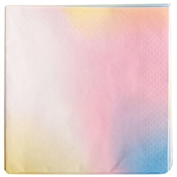 Servett Rainbow från Inget märke