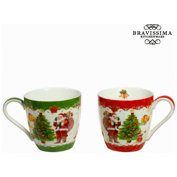 Set Med 2 Julmuggar By Bravissima Kitchen från Inget märke