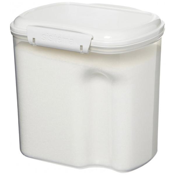 Sistema Bake It Förvaringslåda 2,4 L Med Kopp från Sistema