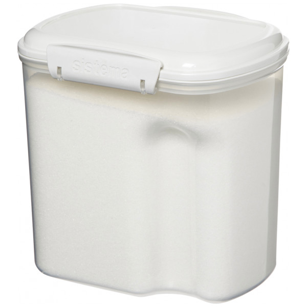 Sistema Bake It Förvaringslåda 3,25 L Med Kopp från Sistema