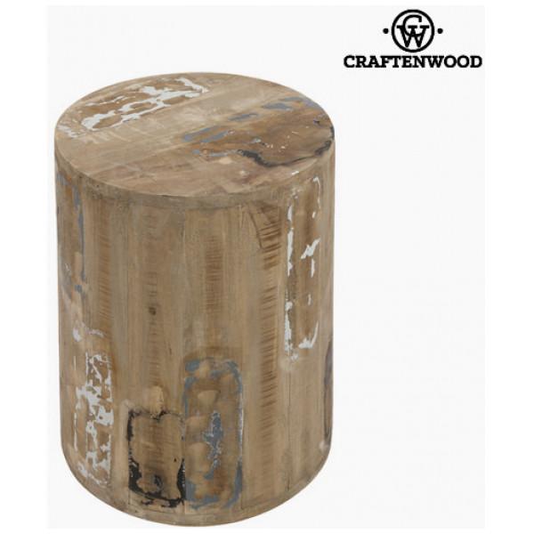 Sittsäck Roan Pall Cylinder By Craftenwood från Inget märke