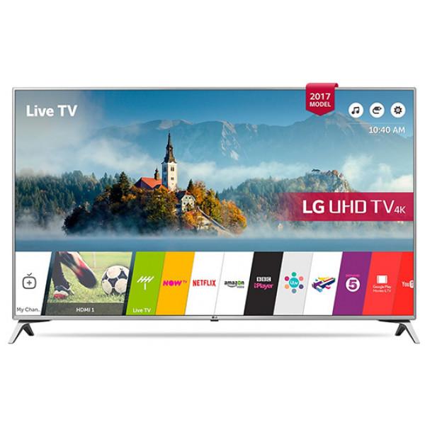 Smart - Tv Lg 49Uj651V 49 Ultra Hd 4K Led Usb X 2 Hdr Wifi Silvrig från Inget märke