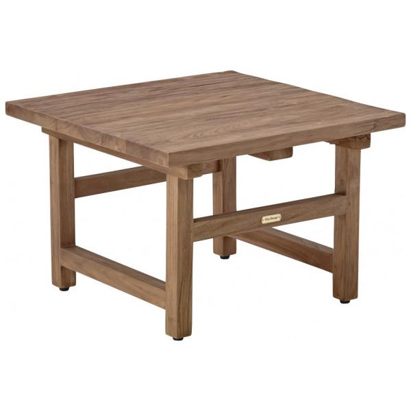Soffbord Alfred Coffee Table 60 Cm Teak Sika - Design från Inget märke