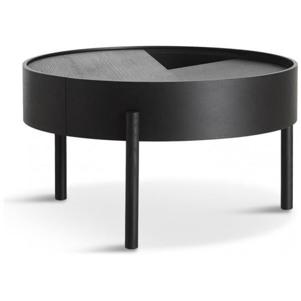 Soffbord Arc Coffee Table 66 Cm Woud från Inget märke