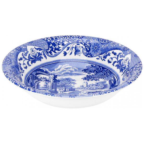 Spode Serveringsskål Blue Italian Skål 20 Cm från Spode