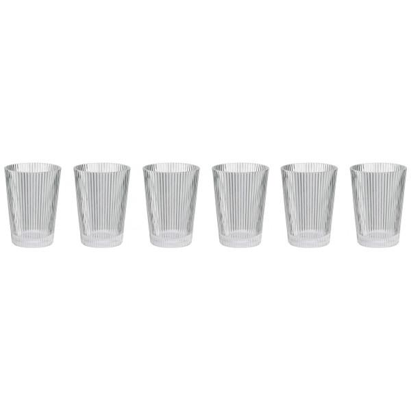 Stelton Vattenglas Pilastro 0,33 Cl 6-Pack från Stelton