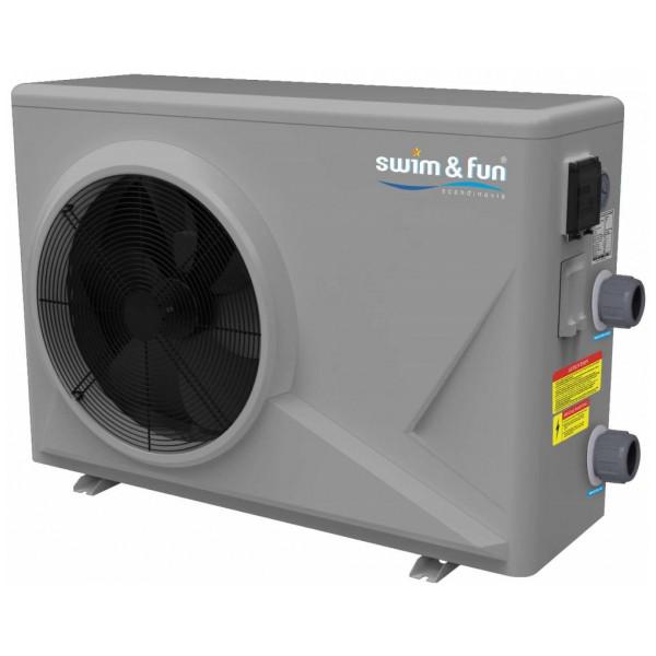 Swim & Fun Pool & Spa Inverter Värmepump 12 Kw från Swim & fun