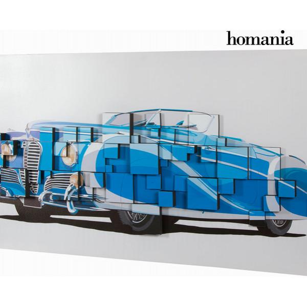 Tavla 3D Målning Bil By Homania från Inget märke