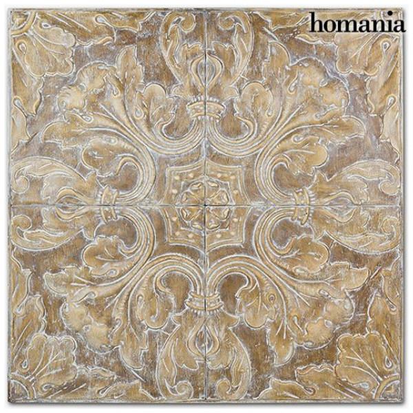 Tavla Blad 95 X 5 Cm By Homania från Inget märke