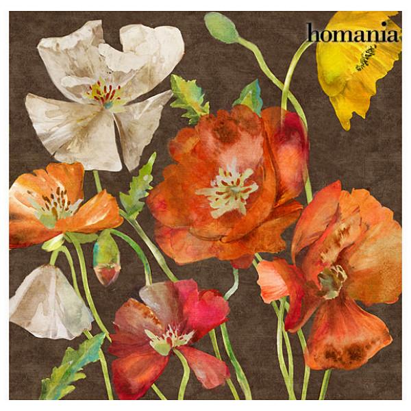 Tavla Blommor By Homania från Inget märke