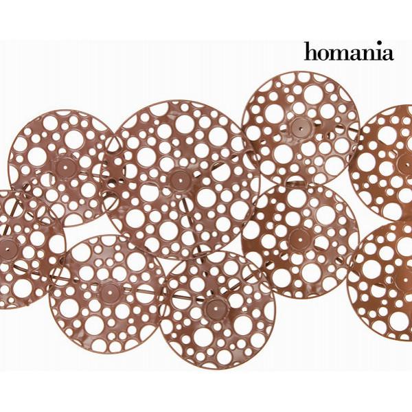 Tavla Brun Väggdekor By Homania från Inget märke