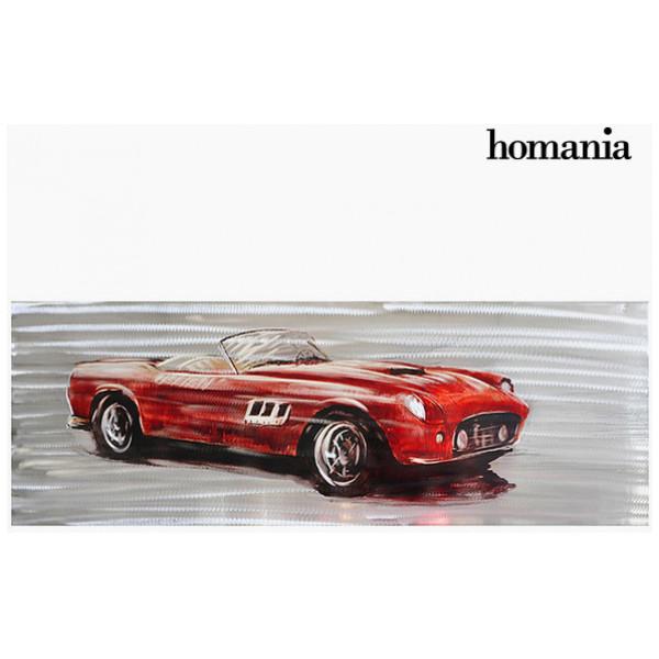 Tavla Canvas Aluminiummålning Bil By Homania från Inget märke