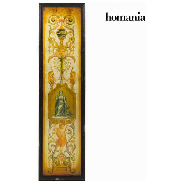 Tavla Dekorativ Spegel Vintage By Homania från Inget märke
