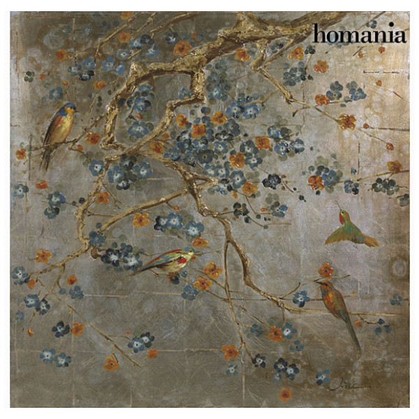 Tavla Målning Grenar By Homania från Inget märke