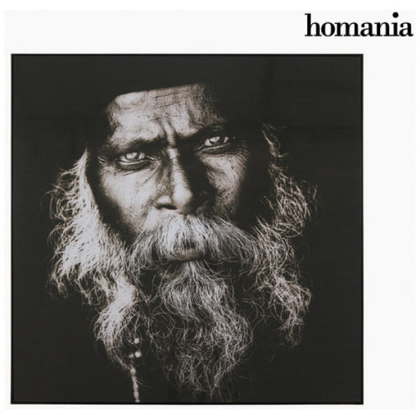 Tavla Skäggig Man By Homania från Inget märke