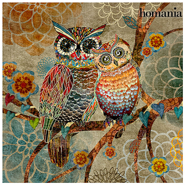 Tavla Ugglor By Homania från Inget märke