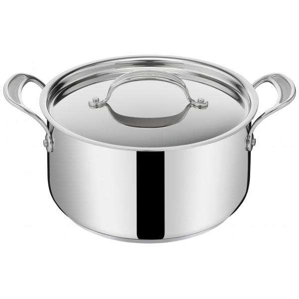Tefal Jamie Oliver Cook's Classic Gryta 5,2L Rostfritt Stål Med Lock från Tefal