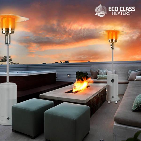 Terrassvärmare Med Gas Eco Class Heaters Gh 12000W från Inget märke