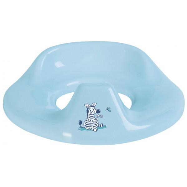 Toalettsits Dinkey World L Blå från Inget märke