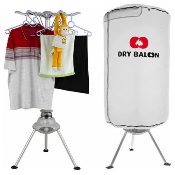 Torkställning Bärbar Elektrisk Klädestorkare Dry Baloon Hanger från Inget märke