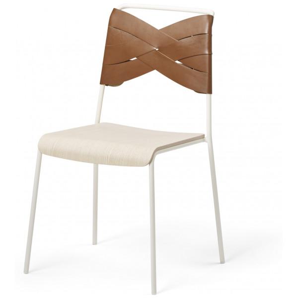 Torso Chair Ask Cognac Design House från Inget märke