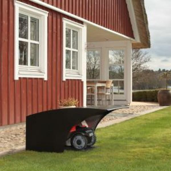 Trolla Garage För Robotgräsklippare Curve från Trolla