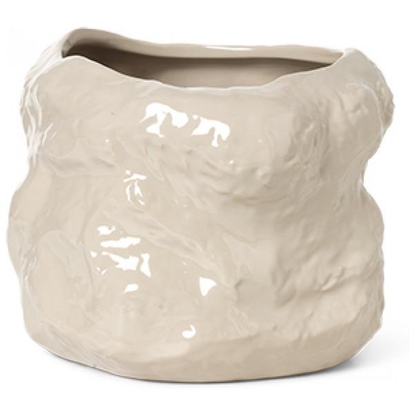 Tuck Pot - Cashmere Kruka Ferm Living från Inget märke
