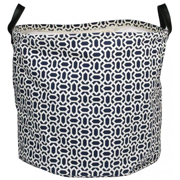 Tvättkorg Ocean Blue H 35 Cm Pipol S Bazaar från Inget märke