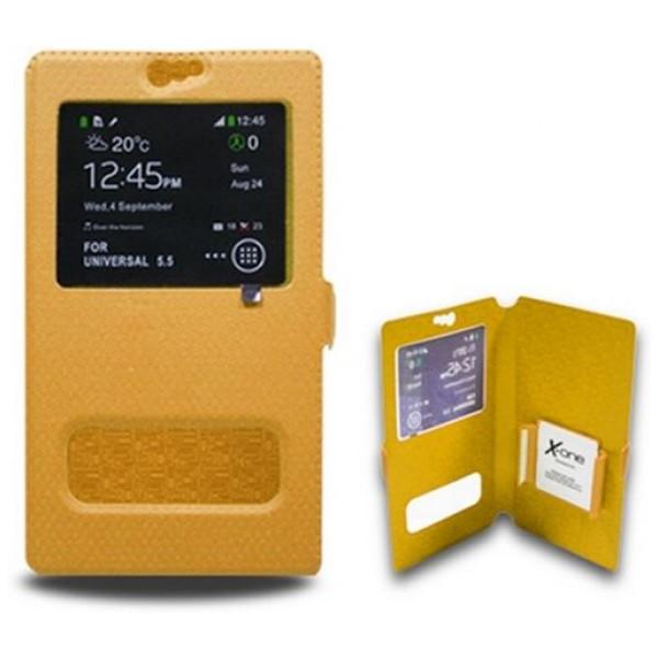 Universal Mobilfodral Med Fönster Ref 109482 Storlek L från Inget märke