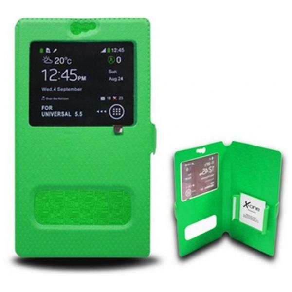 Universal Mobilfodral Med Fönster Ref 109512 Storlek L från Inget märke
