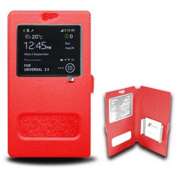Universal Mobilfodral Med Fönster Ref 110365 Storlek M från Inget märke
