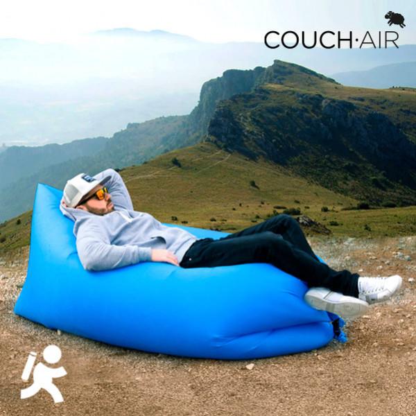 Uppblåsbar Soffa Air Couch från Inget märke