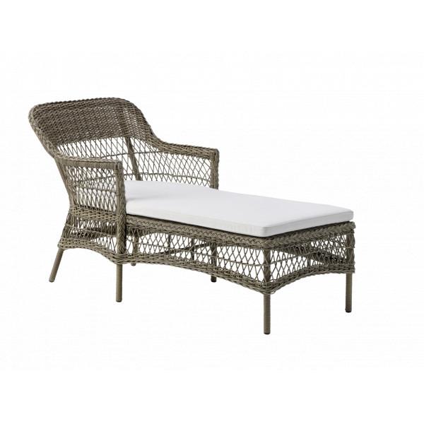 Utomhusmöbel Olivia Chaise Lounge M Dyna Antique Sika - Design från Inget märke