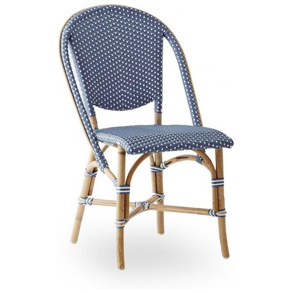 Utomhusmöbel Sofie Side Chair Blue Sika - Design från Inget märke