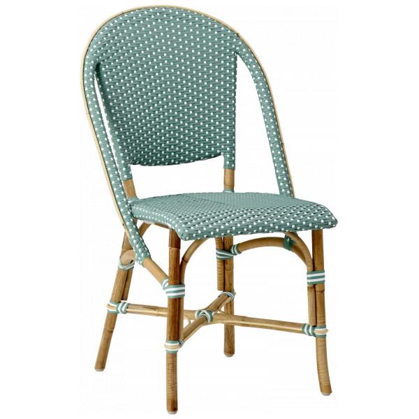 Utomhusmöbel Sofie Side Chair Green Sika - Design från Inget märke