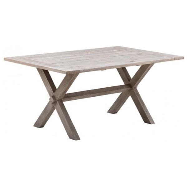 Utomhusmöbel Teakbord Colonial 100 X 200 Cm Sika - Design från Inget märke