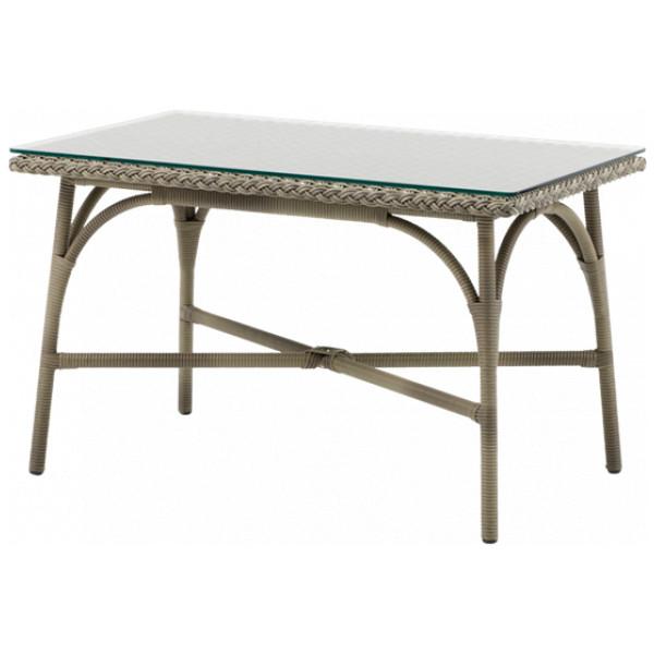 Utomhusmöbel Victoria Coffee Table M Glastopp Sika - Design från Inget märke