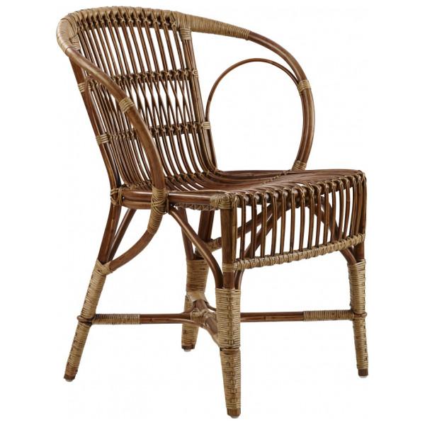 Utomhusmöbel Wengler Dining Chair Antik Sika - Design från Inget märke