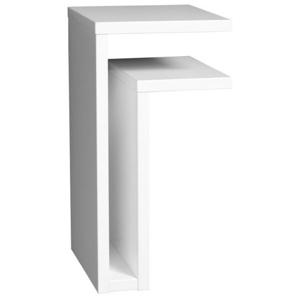 Vägghängt Sängbord F - Shelf Höger Maze från Inget märke