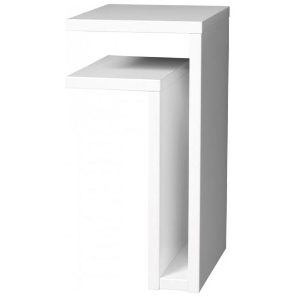 Vägghängt Sängbord F - Shelf Vänster Maze från Inget märke