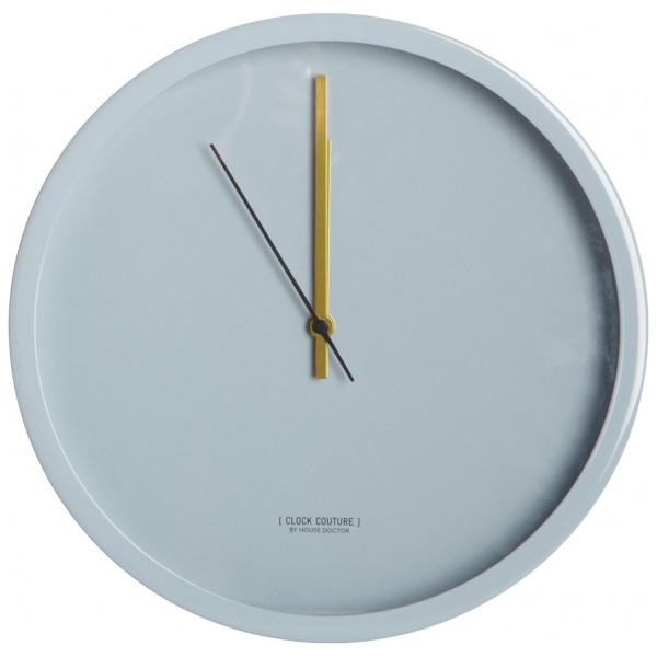 Väggur Clock Couture House Doctor från Inget märke