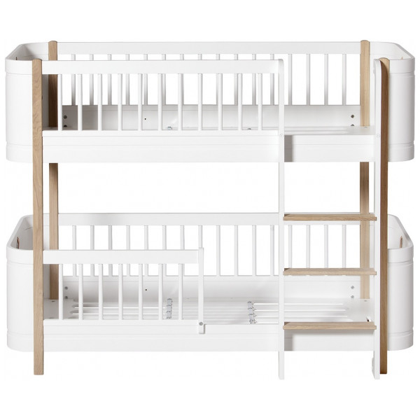 Våningssäng Wood Mini + Oliver Furniture från Inget märke