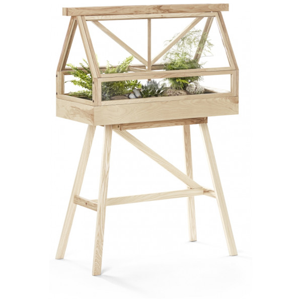 Växthus Green House Skåp Ask Design från Inget märke
