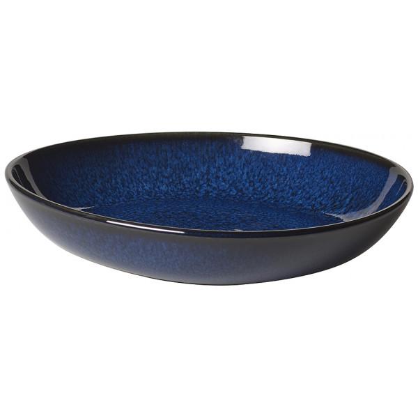 Villeroy & Boch Tallrik Lave Bleu Tallrik Djup 22 Cm från Villeroy & boch