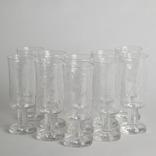 Vintage Ölglas Rustica Göran Wärff Pukeberg från Vintage