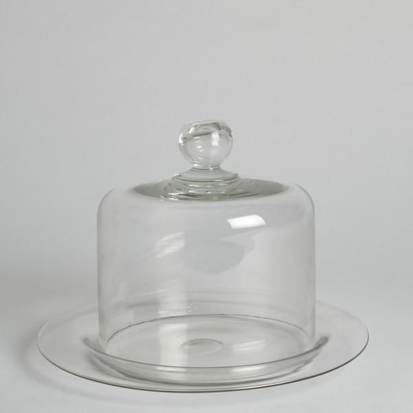 Vintage Ostkupa I Glas från Vintage