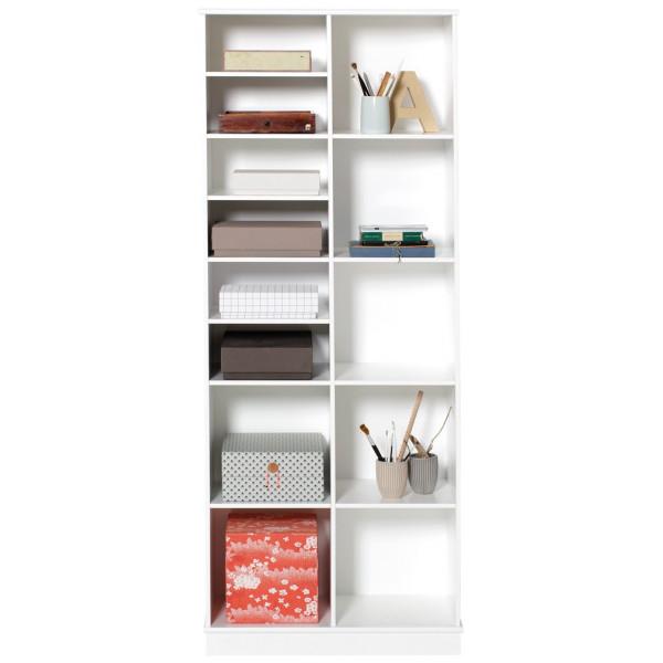 Wood Bokhylla 2 X 5 Med Sockel Oliver Furniture från Inget märke