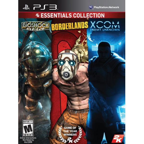 2K Games Tv-Spel 2K Essentials Collection Bioshock Borderlands Xcom Import från 2k games